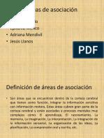 Áreas de Asociación (2)