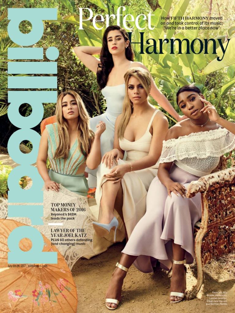 Billboard_July_2228_2017 pdf | Musicians | Music Industry
