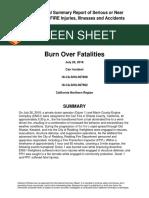 Cal Fire Carr Fire Report