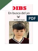 Axline Virginia - Dibs en Busca Del Yo
