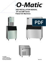 Ice Machine Service Manual EF-EMF Series Tech 1 09