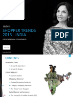Shopper trends