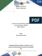 Fase IV- Diseño de Proyectos 102058-21