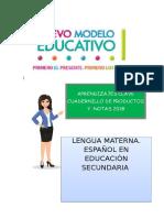 Aprendizajes Clave Español