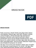 Kreasi Musik Elbetri