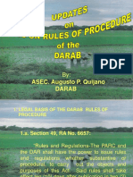 Updates on Laws on Rules and Procedures of DARAB new.ppt