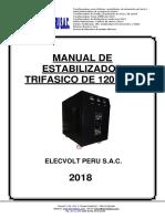 Manual EST 120 kVA