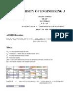 Aashto Equation for Flexible Pavement