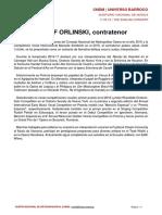 orlinsky contratenor