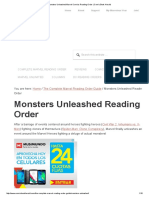 Monsters Unleashed Marvel Comics Reading Order _ Comic Book Herald