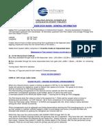 Haldia General Info - Inside Dock