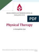 5 PT Hemophilia Care Manual