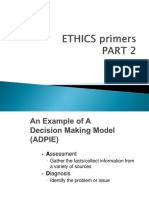 ETHICS Primers 2-2