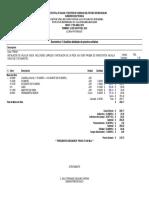 Económico 13 Análisis detallado de precios unitarios