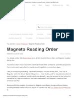 Magneto Reading Order _ Complete Chronology & Comics Timeline _ Comic Book Herald