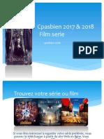 Télécharger les meilleures séries pour la série cpasbien 2018