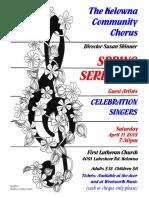 2015 Final Poster