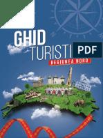 Ghid Turistic. Regiunea Nord (2018)