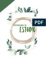 [Programas de Estudio] UAS 5º Semestre