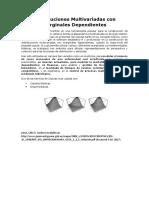 Distribuciones Multivariadas Con Marginales Dependientes