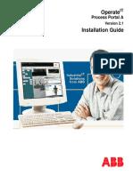 3BSE026000 Installation Book