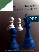 Ian Snape-Como Jugar Con Facilidad Los Finales de Ajedrez