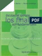 Los finales son fundamentales  vol 2 - BARLOV & KARAKLAJIC.pdf