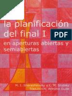 La planificación del Final I (en Aperturas Abiertas y Semiabiertas).pdf