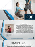 Physioway Orthopedic Treatment