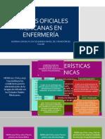 Normas Oficiales Mexicanas Básicas en Enfermería