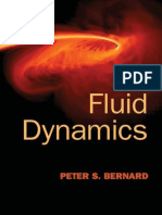 Fluid Dynamics - Peter S. Bernard.epub