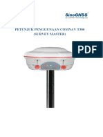 Modul T300 (Survey Master)