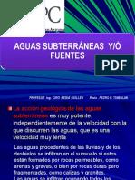 09 Aguas Subterraneas Cbg Upc 2018