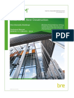 SD5076 DRAFT BREEAM UK New Construction 2014 Technical Manual ISSUE 0.1