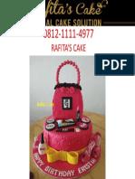 Jual Kue Custom, 0812-1111-4977