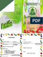 Nutrition Month Program WMSU