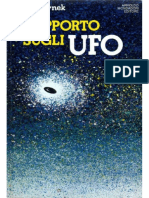 Josef Allen Hynek - Rapporto sugli UFO (1977) [ufologia alieni abduction]