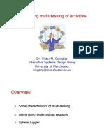 Multi Tasking Presentation