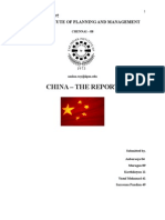 China - The report