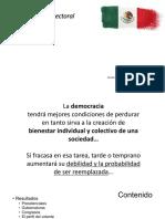 Post Electoral México 17/07/18