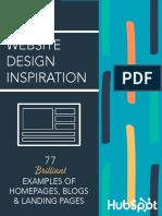 Website Inspiration eBook