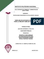 Analisis Estados Financieros Toma de Decisiones TG IPN.pdf