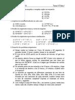 FÁTIMA - Decimales - Ficha 1