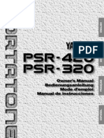 PSR420F