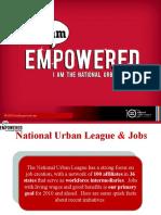 National Urban League Jobs