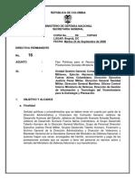 Decreto 989 de 1992 - Reglamenta Dec. 1211 de 1990