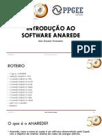 Introdução Ao Software Anarede