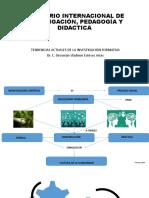 2. Tendencias Actuales de La Investigación Formativa (Resumen)