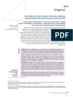 RPAP 1098 Alivio Dolor Vacunar