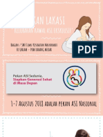 Presentasi ASI Eksklusif PBL Bethari, Ema, Maya